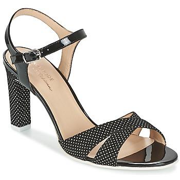 Topánky Ženy Sandále France Mode ZEN Čierna