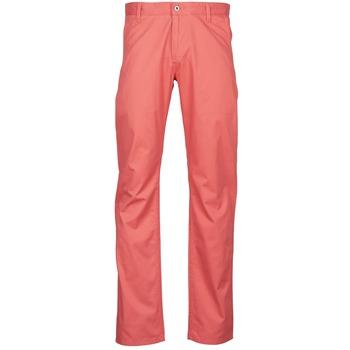 Oblečenie Muži Nohavice Chinos a Carrot Dockers ALPHA LIGHTWEIGHT TWILL Červená