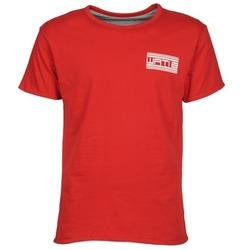Oblečenie Muži Tričká s krátkym rukávom Wati B WATI CREW Červená