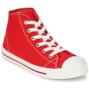 Topánky Muži Členkové tenisky Yurban WAXI Červená