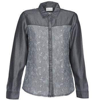 Oblečenie Ženy Košele a blúzky Esprit Denim Blouse šedá
