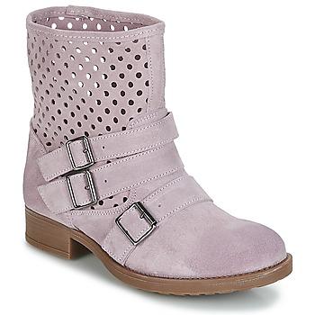Topánky Ženy Polokozačky Casual Attitude DISNELLE Ružová