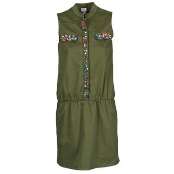 Oblečenie Ženy Krátke šaty Alba Moda HELDBLUSENKLEID Kaki