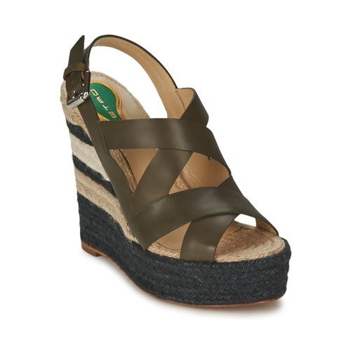 Topánky Ženy Sandále Etro 3948 Hnedá