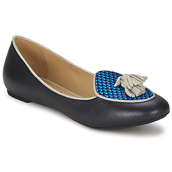 Topánky Ženy Balerínky a babies Etro 3922 Modrá