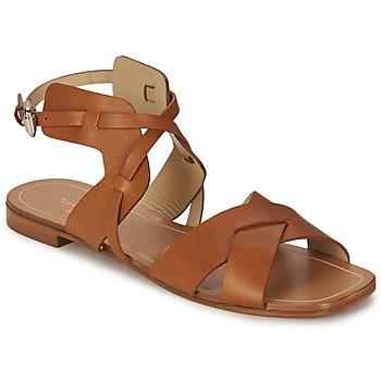 Topánky Ženy Sandále Etro 3947 Hnedá