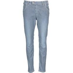 Oblečenie Ženy Rovné džínsy Marc O'Polo LAUREL Modrá / Biela