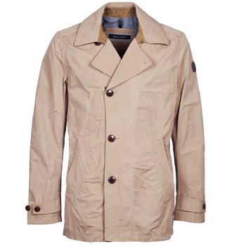 Oblečenie Muži Kabáty Marc O'Polo LOUKI Béžová