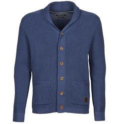 Oblečenie Muži Cardigany Marc O'Polo RAMUN Modrá