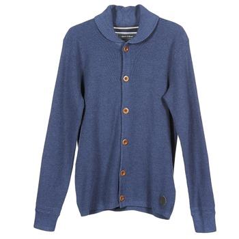 Oblečenie Muži Cardigany Marc O'Polo ROQUE Modrá