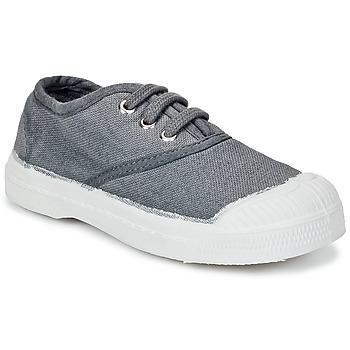 Topánky Deti Nízke tenisky Bensimon TENNIS LACET šedá / Medium