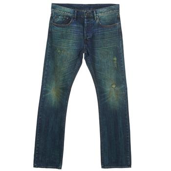 Oblečenie Muži Rovné džínsy Ünkut Six Modrá