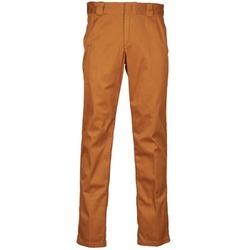 Oblečenie Muži Nohavice Chinos a Carrot Dickies GD PANT Hnedá