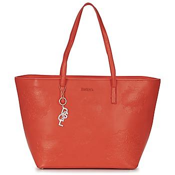 Tašky Ženy Veľké nákupné tašky  Desigual SAN FRANCISCO BLICK červená