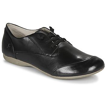Topánky Ženy Derbie Josef Seibel FIONA 01 Čierna