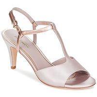 Topánky Ženy Sandále Luciano Barachini SPINETE Béžová / Ružová