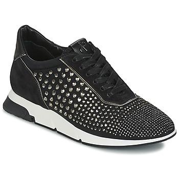 Topánky Ženy Nízke tenisky Luciano Barachini SOHO čierna