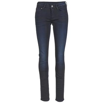 Oblečenie Ženy Rovné džínsy G-Star Raw ATTAC STRAIGHT Slander / Superstretch / DK / Aged