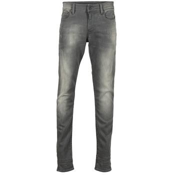 Oblečenie Muži Džínsy Skinny G-Star Raw REVEND SUPER SLIM šedá