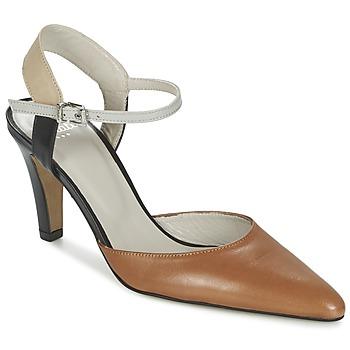 Topánky Ženy Sandále Perlato ANTELLA Oranžová koňaková