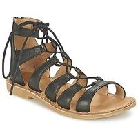 Topánky Dievčatá Sandále Shwik LAZAR HI LACE Čierna