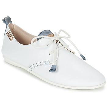 Topánky Ženy Derbie Pikolinos CALABRIA 917 Biela