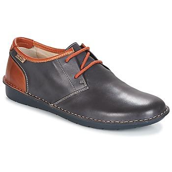 Topánky Muži Derbie Pikolinos SANTIAGO Čierna