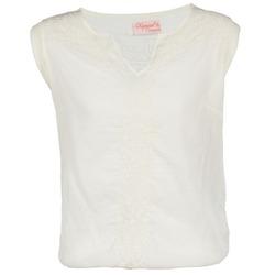 Oblečenie Ženy Tričká s krátkym rukávom Kaporal EVER Biela