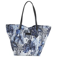 Tašky Ženy Veľké nákupné tašky  Christian Lacroix LIDIA 1 Modrá / Biela