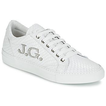 Topánky Ženy Nízke tenisky John Galliano 7977 Biela