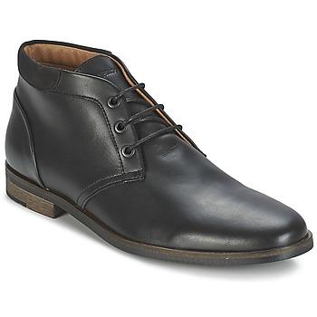 Topánky Muži Polokozačky Schmoove DIRTY DANDY čierna