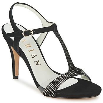 Topánky Ženy Sandále Marian ANTE FINO Čierna