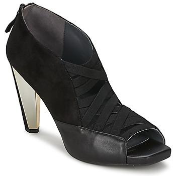 Topánky Ženy Sandále United nude LULU čierna