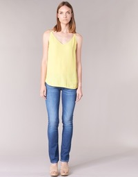 Oblečenie Ženy Rovné džínsy Pepe jeans GEN Modrá / D45