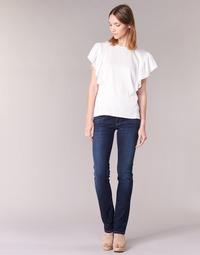Oblečenie Ženy Rovné džínsy Pepe jeans GEN Modrá / H06