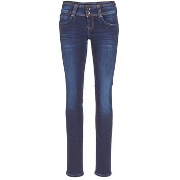 Oblečenie Ženy Rovné Rifle  Pepe jeans GEN Modrá / H06