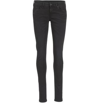 Oblečenie Ženy Džínsy Skinny Pepe jeans SOHO Čierna