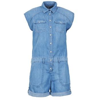 Oblečenie Ženy Módne overaly Pepe jeans IVY Jean