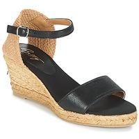 Topánky Ženy Sandále Betty London ANTE Čierna