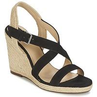 Topánky Ženy Sandále Jonak AQUAL čierna
