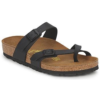 Topánky Ženy Šľapky Birkenstock MAYARI čierna