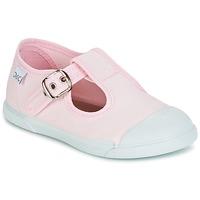 Topánky Dievčatá Balerínky a babies Citrouille et Compagnie RISETTE JANE Ružová