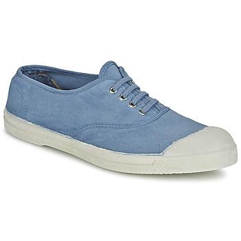 Topánky Ženy Nízke tenisky Bensimon TENNIS LACET Modrá