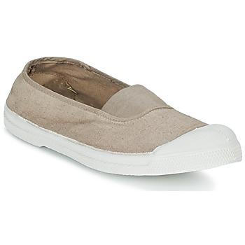 Topánky Ženy Nízke tenisky Bensimon TENNIS ELASTIQUE Béžová
