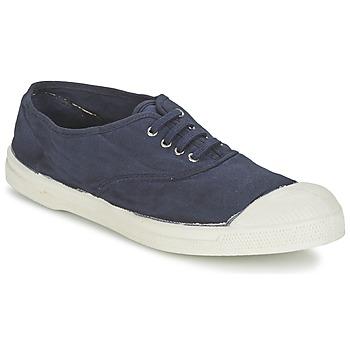 Topánky Muži Nízke tenisky Bensimon TENNIS LACET Námornícka modrá