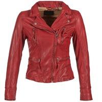 Oblečenie Ženy Kožené bundy a syntetické bundy Oakwood 60861 Červená