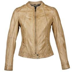 Oblečenie Ženy Kožené bundy a syntetické bundy Oakwood 61712 Hnedá