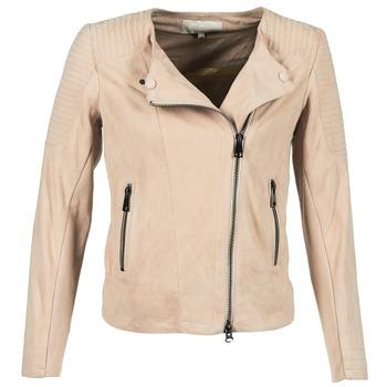 Oblečenie Ženy Kožené bundy a syntetické bundy Oakwood 61903 Ružová