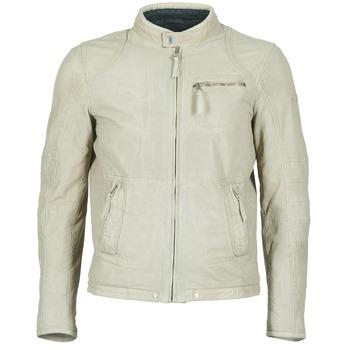 Oblečenie Muži Kožené bundy a syntetické bundy Redskins MANNIX Béžová