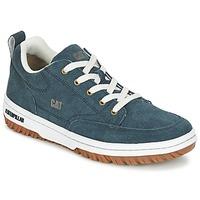 Topánky Muži Nízke tenisky Caterpillar DECADE SUEDE Modrá / Nočná obloha
